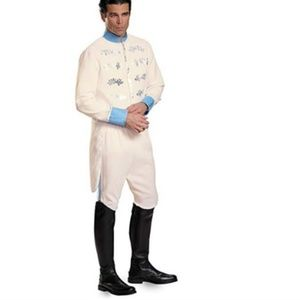 NEW Cinderella Men's Prince Charming Costume XL